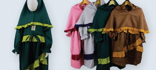 Pusat Grosir Baju Murah Solo Klewer 2021 Agen Gamis Salwa Anak Murah di Solo