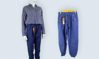 Pusat Grosir Baju Murah Solo Klewer 2021 Distributor Jogger Jeans Via Murah di Solo