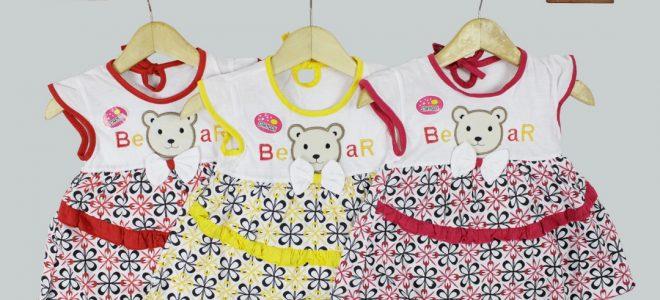 Pusat Grosir Baju Murah Solo Klewer 2021 Grosir Dress Qonita Baby Termurah di Solo