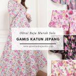 Pusat Grosir Baju Murah Solo Klewer 2018 Cara Mendapatkan Baju Gamis Katun Jepang Murah Solo