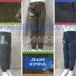Pusat Grosir Baju Murah Solo Klewer 2018 Distributor Celana Jeans Kimpul Anak Laki Laki Murah 35Ribu