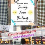 Pusat Grosir Baju Murah Solo Klewer 2018 Grosir Sarung Tenun Badraig Termurah di Solo 60Ribuan