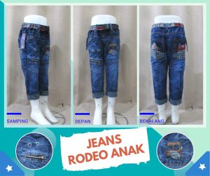 Pusat Grosir Baju Murah Solo Klewer 2021 Pusat Grosir Celana Jeans Rodeo Anak Laki Laki Murah