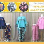 Pusat Grosir Baju Murah Solo Klewer 2018 Distributor Setelan Kulot Linen Wanita Dewasa Murah di Solo 90Ribu