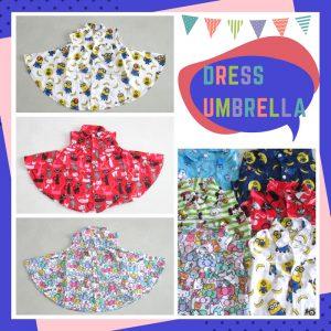 Pusat Grosir Baju Murah Solo Klewer 2021 Sentra Grosir Dress Umbrella Anak Perempuan Murah