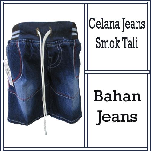 Pusat Grosir Baju Murah Solo Klewer 2019 Kulakan Celana Jeans Smok Tali Anak Murah di Solo 18ribuan