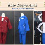 Pusat Grosir Baju Murah Solo Klewer 2018 Pabrik Baju Koko Taqwa Anak Laki Laki Murah di Solo 52Ribu
