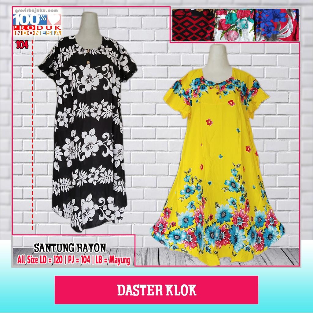 Pusat Grosir Baju Murah Solo Klewer 2019 Distributor Daster Klok Murah di Solo