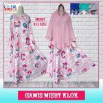 Pusat Grosir Baju Murah Solo Klewer 2018 Distributor Gamis Misby Klok Murah di Solo