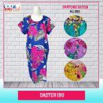 Pusat Grosir Baju Murah Solo Klewer 2018 Bisnis Daster Ibu Murah di Solo