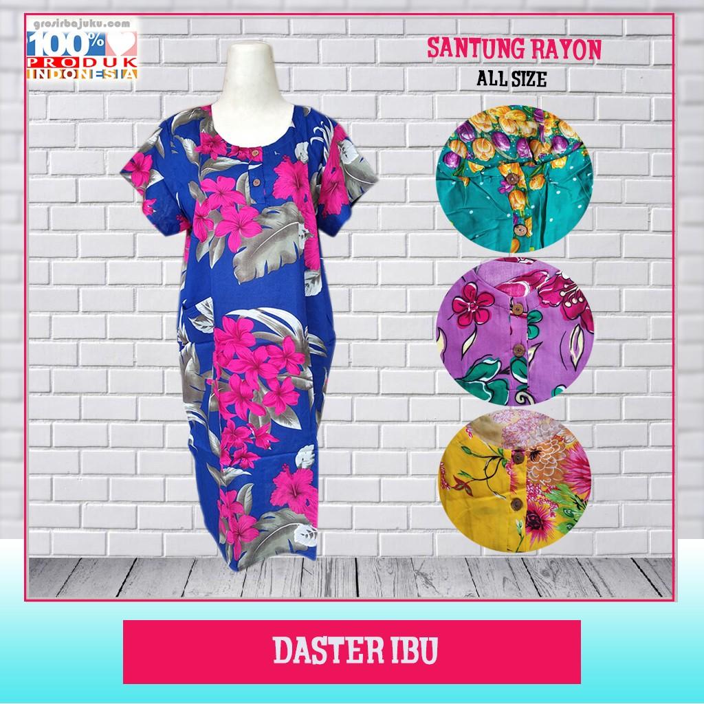Pusat Grosir Baju Murah Solo Klewer 2019 Bisnis Daster Ibu Murah di Solo
