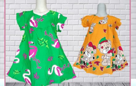 Pusat Grosir Baju Murah Solo Klewer 2018 Distributor Daster Payung Anak Murah di Solo