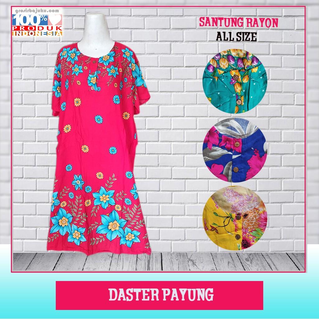 Pusat Grosir Baju Murah Solo Klewer 2019 Supplier Daster Payung Murah di Solo