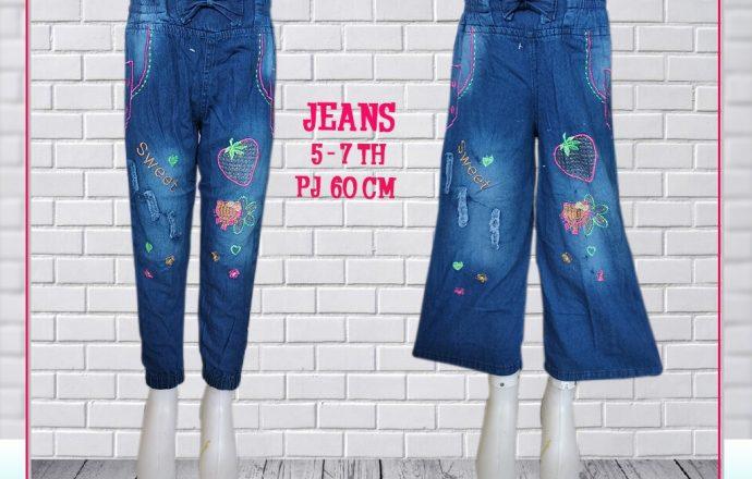 Pusat Grosir Baju Murah Solo Klewer 2018 Supplier Jeans Cimco Joger - Kulot Murah di Solo