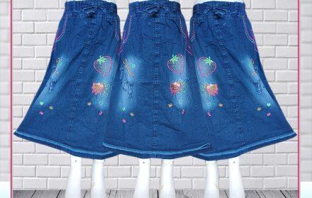 Pusat Grosir Baju Murah Solo Klewer 2018 Produsen Rok Jeans Cimco Murah di Solo
