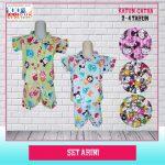 Pusat Grosir Baju Murah Solo Klewer 2018 Bisnis Set Arini Murah di Solo
