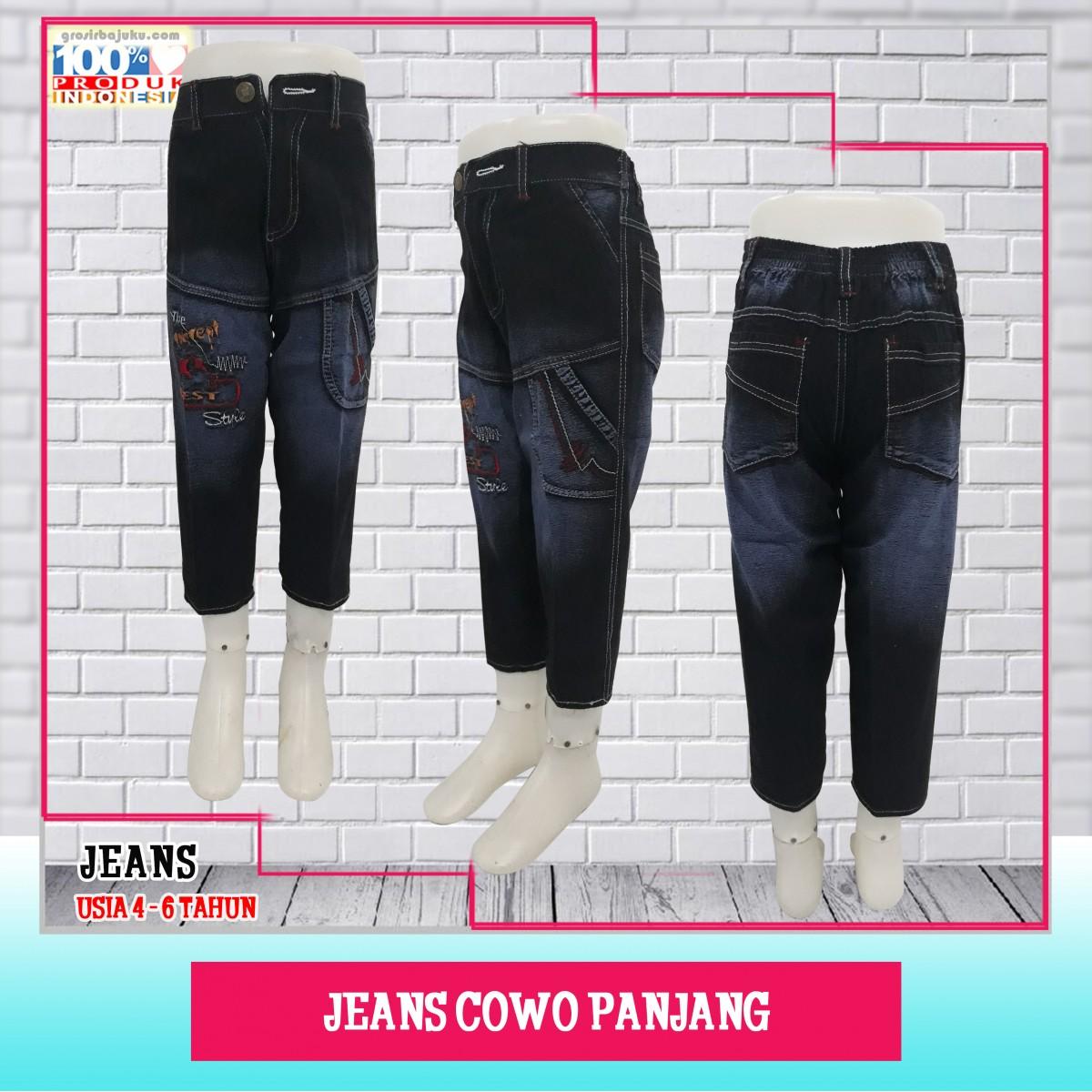 Pusat Grosir Baju Murah Solo Klewer 2021 Produsen Jeans Panjang Cowo Murah di Solo