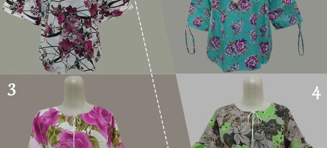 Pusat Grosir Baju Murah Solo Klewer 2019 Supplier Blouse Katun Murah di Solo