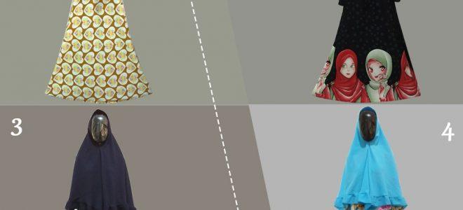 Pusat Grosir Baju Murah Solo Klewer 2021 Bisnis Gamis Misby Dewasa Murah di Solo