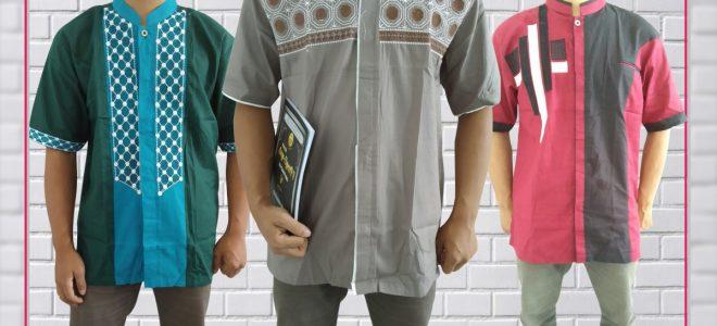 Pusat Grosir Baju Murah Solo Klewer 2021 Distributor Koko Katun Paris Murah di Solo