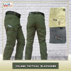 Pusat Grosir Baju Murah Solo Klewer 2021 Celana Tactical Blackhawk