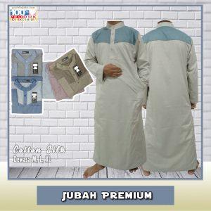 Pusat Grosir Baju Murah Solo Klewer 2021 Jubah Premium