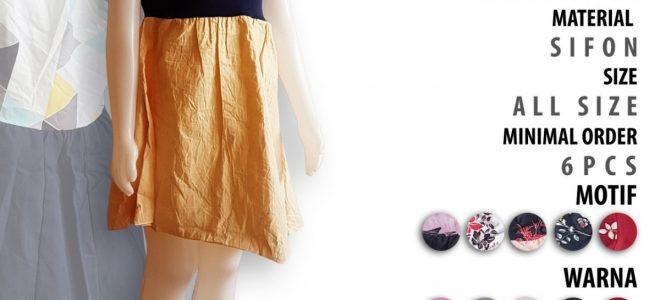 Pusat Grosir Baju Murah Solo Klewer 2021 Distributor Dress Sifon Anak Murah di Solo