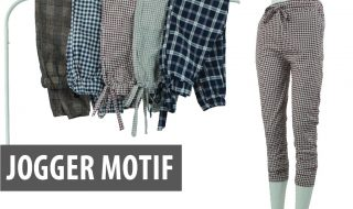 Pusat Grosir Baju Murah Solo Klewer 2021 Distributor Jogger Motif Dewasa Murah di Solo