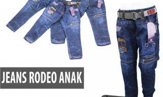 Pusat Grosir Baju Murah Solo Klewer 2021 Konveksi Jeans Rodeo Anak Murah di Solo