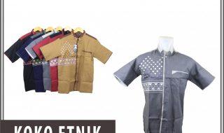 Pusat Grosir Baju Murah Solo Klewer 2019 Produsen Koko Etnik Dewasa Murah di Solo