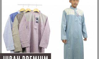 Pusat Grosir Baju Murah Solo Klewer 2021 Supplier Jubah Dewasa Premium Murah di Solo