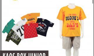 Pusat Grosir Baju Murah Solo Klewer 2019 Konveksi Kaos Boy Junior Murah di Solo