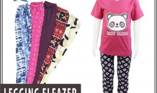 Pusat Grosir Baju Murah Solo Klewer 2021 Distributor Leggina Eleazer Anak Murah di Solo
