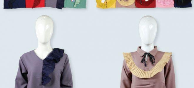Pusat Grosir Baju Murah Solo Klewer 2021 Bisnis Blouse Viola Dewasa Murah di Solo