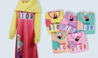 Pusat Grosir Baju Murah Solo Klewer 2019 Produsen Gamis Sofi Anak Murah di Solo
