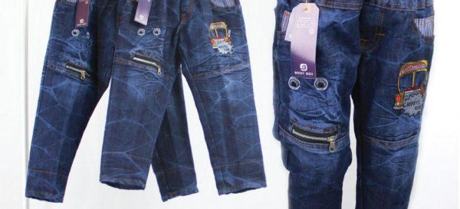 Pusat Grosir Baju Murah Solo Klewer 2021 Bisnis Jeans Rodeo Anak Murah di Solo