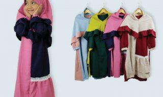 Pusat Grosir Baju Murah Solo Klewer 2021 Bisnis Gamis Moscrepe Anak Murah di Solo