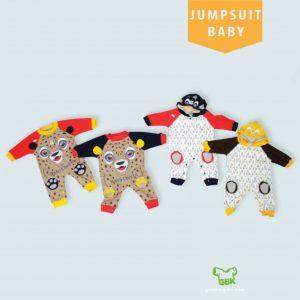 Pusat Grosir Baju Murah Solo Klewer 2021 Jumpsuit Baby
