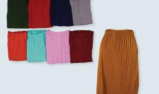 Pusat Grosir Baju Murah Solo Klewer 2021 Distributor Rok Plisket Anak Murah di Solo