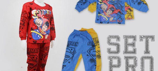 Pusat Grosir Baju Murah Solo Klewer 2021 Supplier Setelan Pro Anak Termurah di Solo