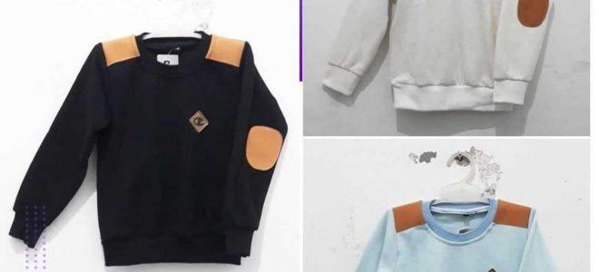 Pusat Grosir Baju Murah Solo Klewer 2021 Grosir Sweater Distro Kids Rp. Rp 20.000